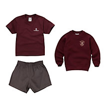 St Anselms Catholic Primary School Boys' Sports Uniform