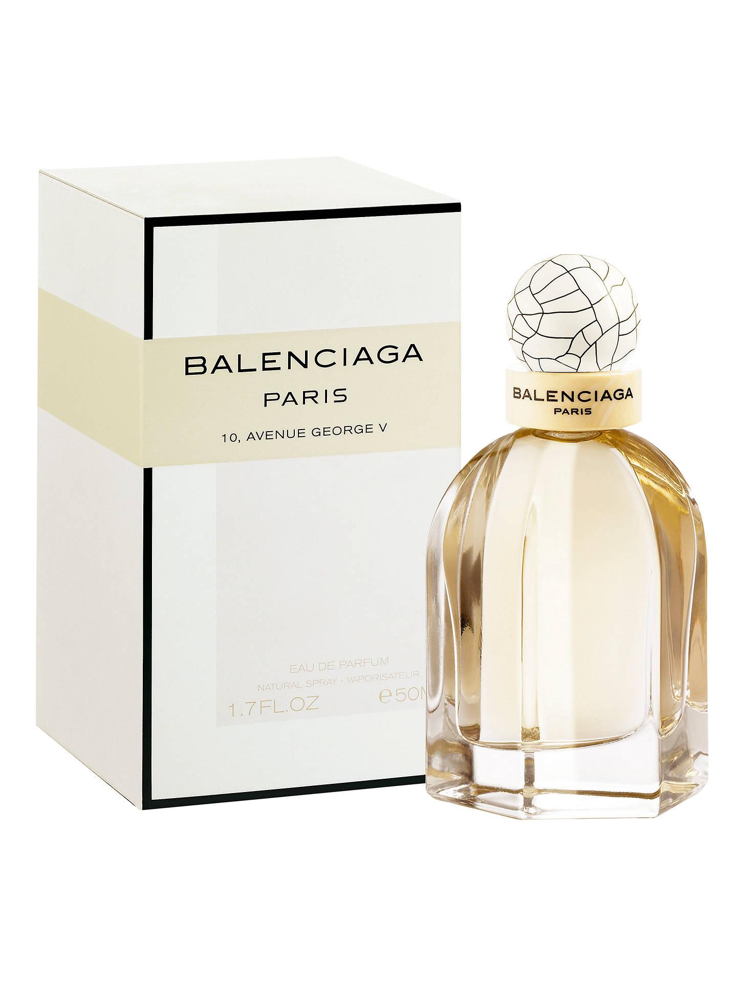 Parfum Partners Eau John Lewisamp; Balenciaga De Paris At N80mnvw