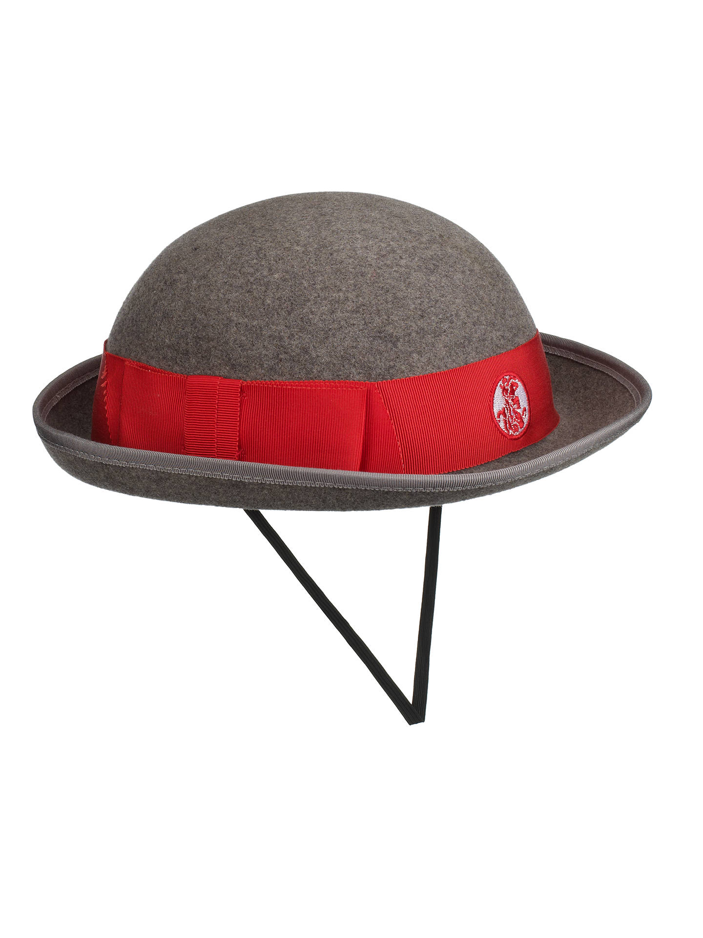b0a0d6d6e5390 Buy St George's School, Hanover Square Girls' School Hat, Grey, XS Online