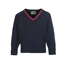Buy St Mary's RC Primary School Clapham Unisex Jumper, Navy Online at johnlewis.com