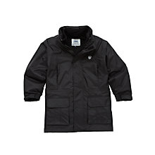 Buy Lochinver House School 3-In-1 Coat, Black Online at johnlewis.com