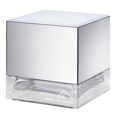 Shiseido Zen For Men White Heat Edition Eau de Parfum, 50ml