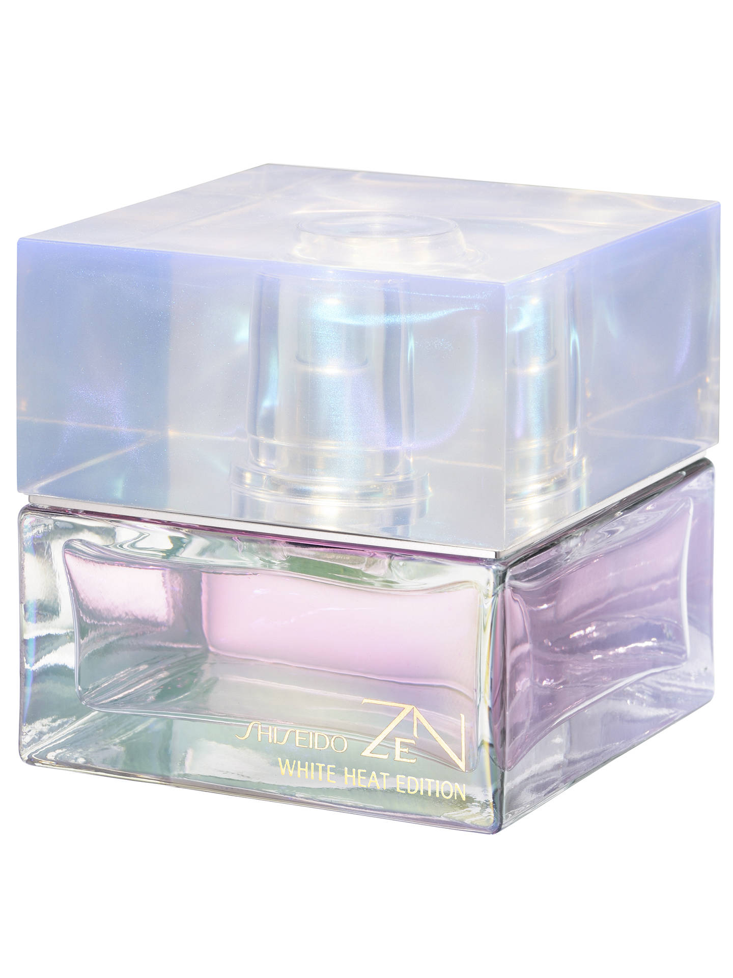 BuyShiseido Zen White Heat Edition Eau de Parfum, 50ml Online at johnlewis.com