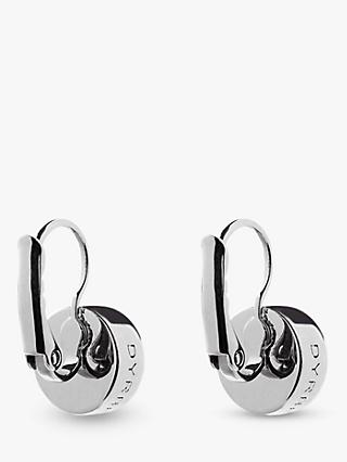 DYRBERG/KERN Louise Crystal French Hook Drop Earrings