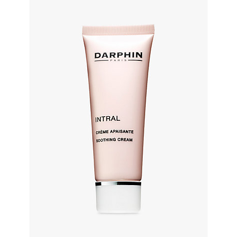 Buy Darphin Intral Soothing Cream, 50ml Online at johnlewis.com
