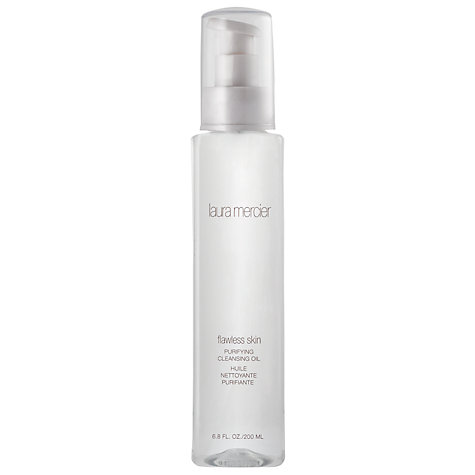 Buy Laura Mercier Purifying Cleansing Oil, 200ml Online at johnlewis.com