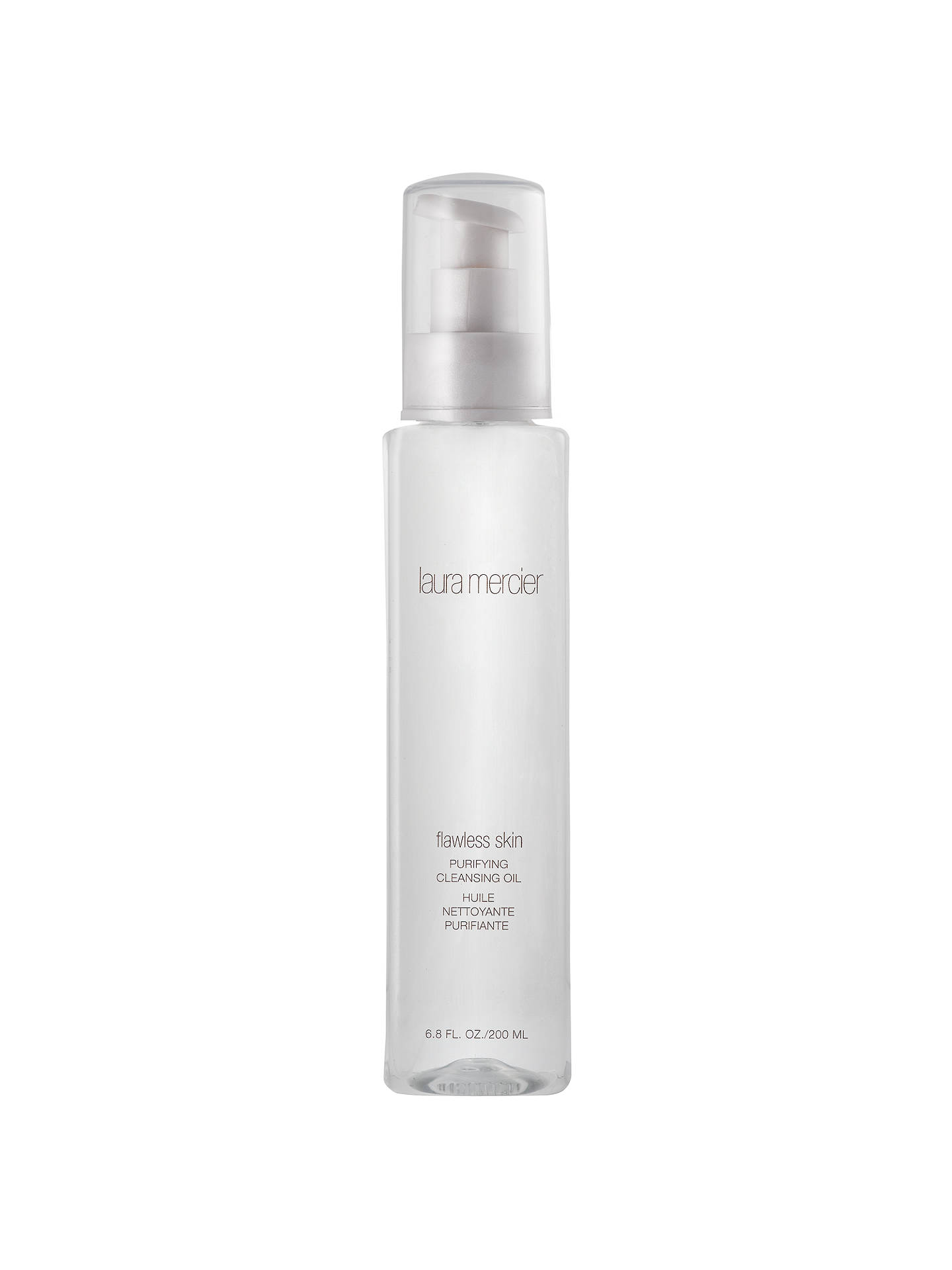 BuyLaura Mercier Purifying Cleansing Oil, 200ml Online at johnlewis.com