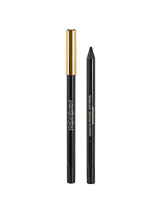 Buy Yves Saint Laurent Dessin Du Regard Waterproof Long-Wear Eye Pencil, N°5 Shimmering Burgundy Online at johnlewis.com
