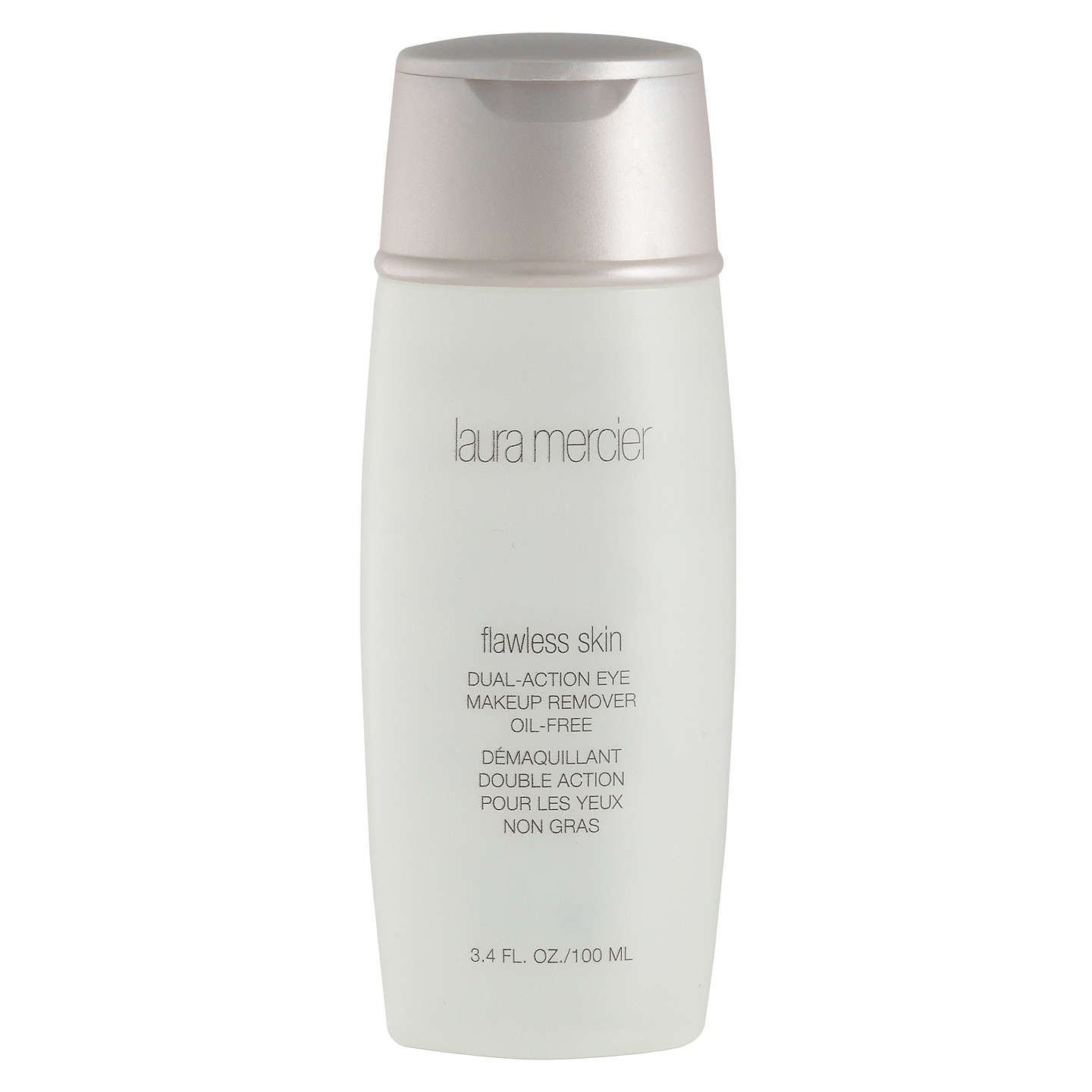 BuyLaura Mercier Dual-Action Eye Makeup Remover Oil-Free, 100ml Online at johnlewis.com