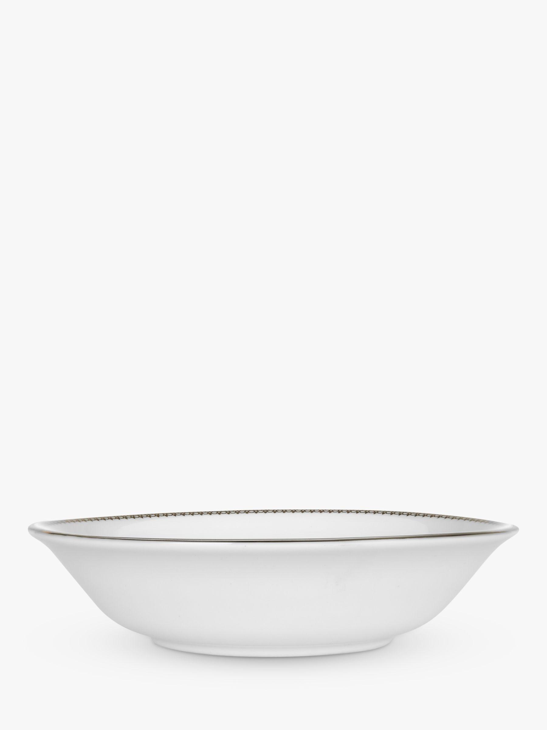 Vera Wang for Wedgwood Vera Wang for Wedgwood Lace Platinum 15cm Cereal Bowl