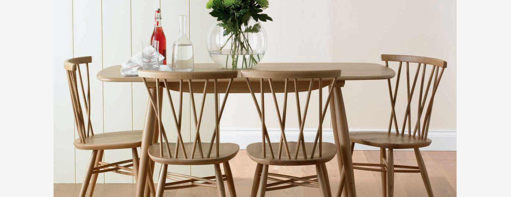 Ercol For John Lewis Chiltern Dining Room Furniture