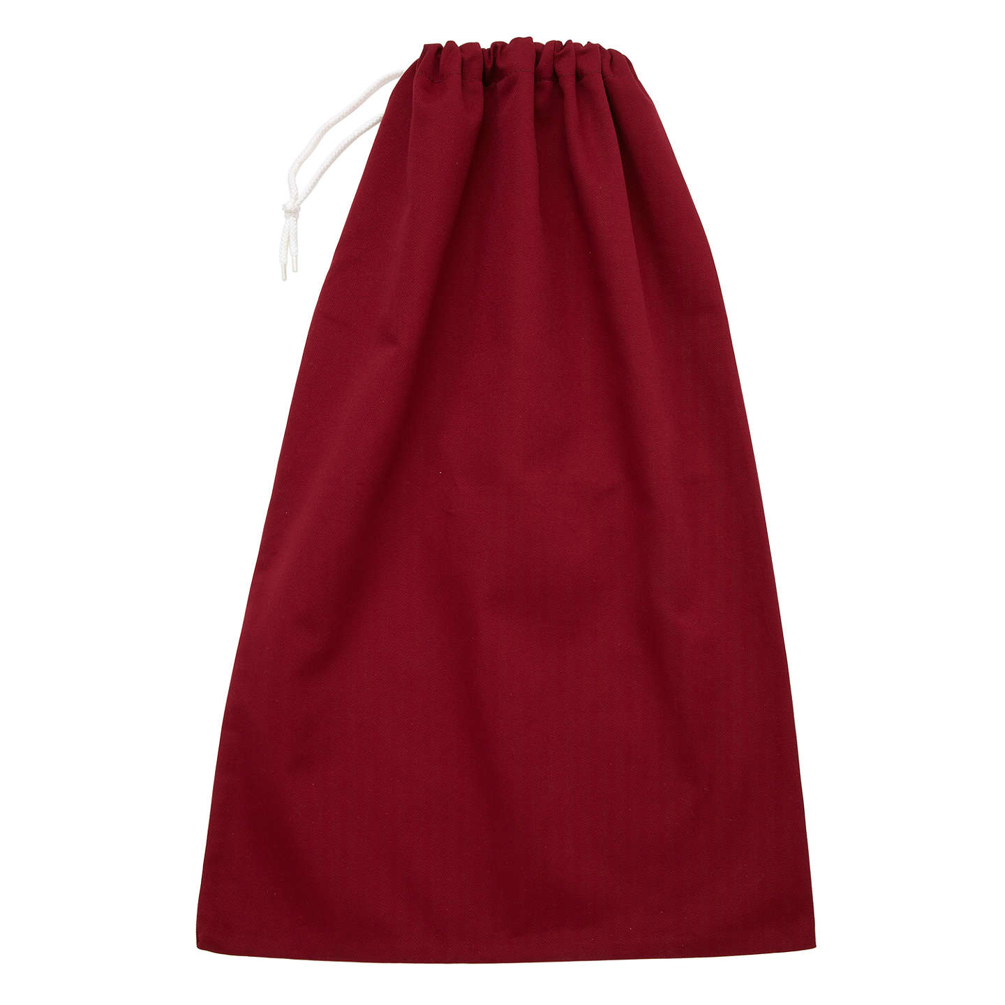"BuySchool Unisex PE Kit Bag, Maroon, 27"" x 17.5"" Online at johnlewis.com"