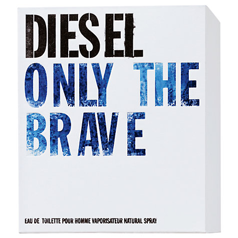 Buy Diesel Only The Brave Eau de Toilette Spray Online at johnlewis.com