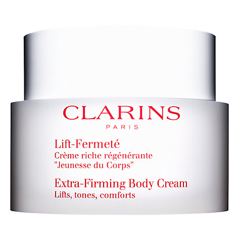 Buy Clarins Extra-Firming Body Cream, 200ml Online at johnlewis.com