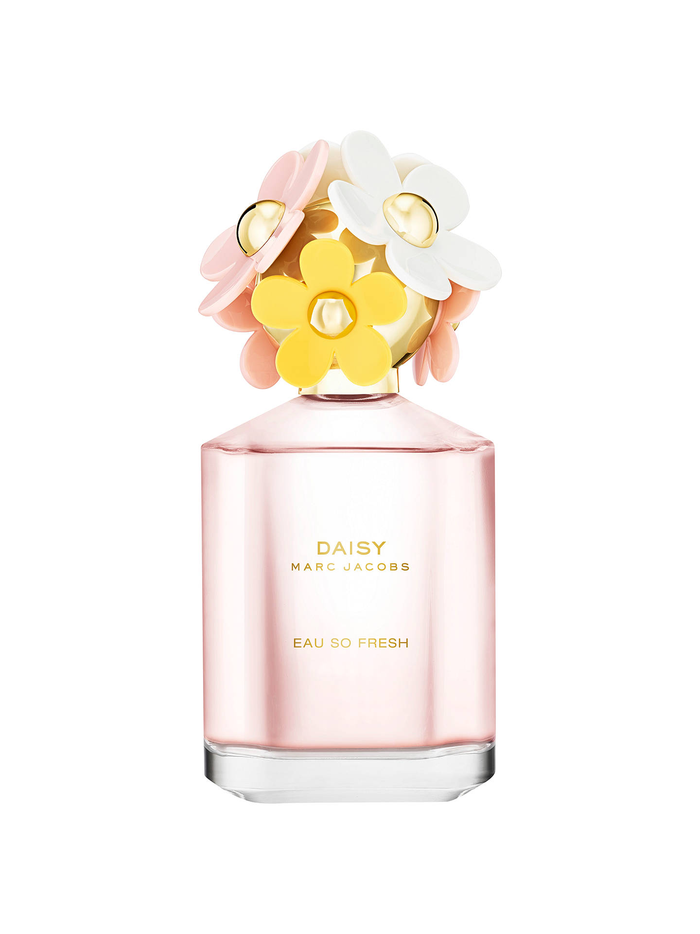 Buy Marc Jacobs Daisy Eau So Fresh Eau de Toilette, 125ml Online at johnlewis.com