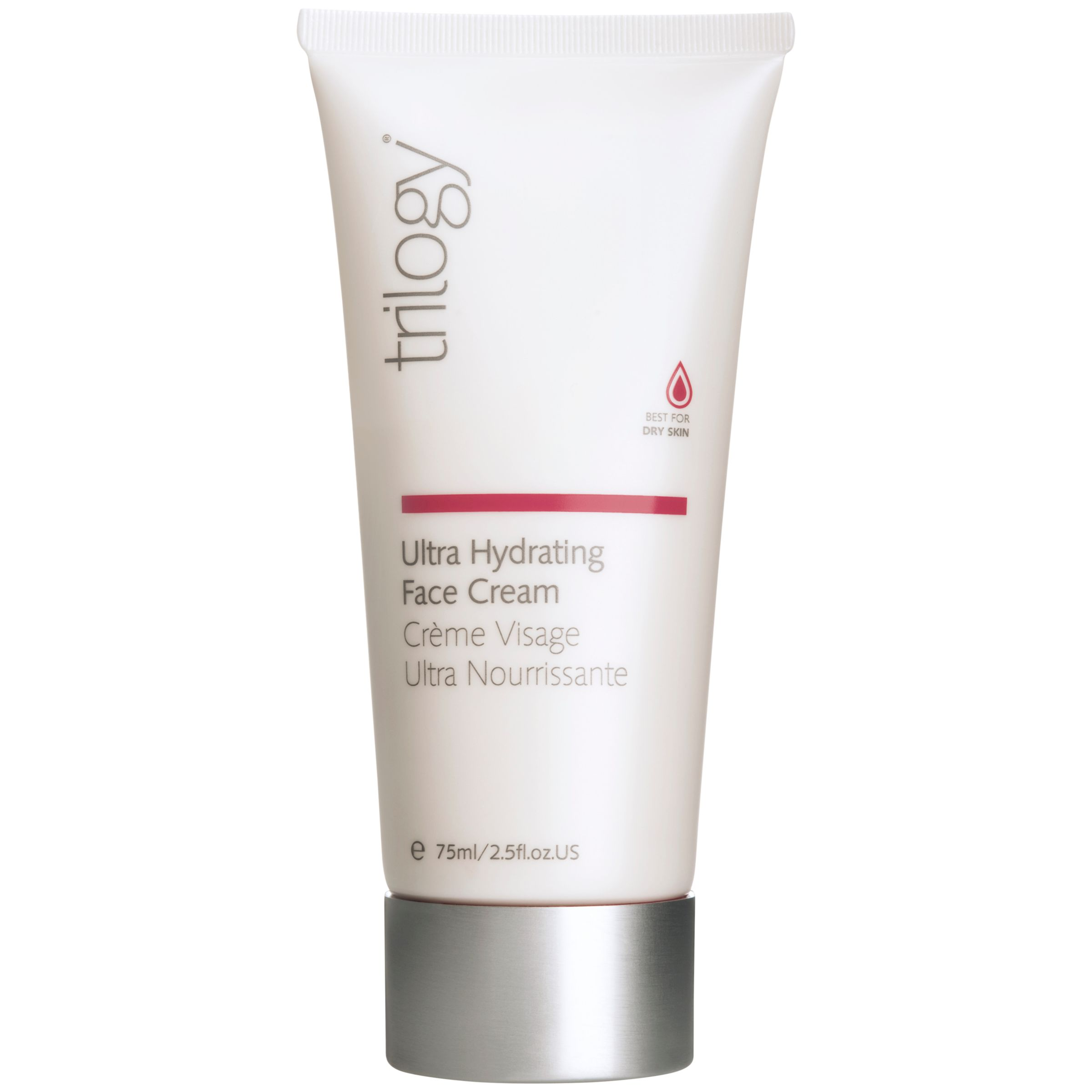 Trilogy Trilogy Ultra Hydrating Face Cream, 75ml