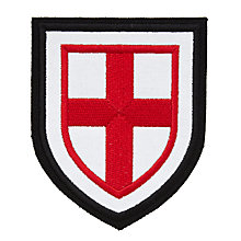 Buy St George's Catholic School Unisex Blazer Badge, Multi Online at johnlewis.com