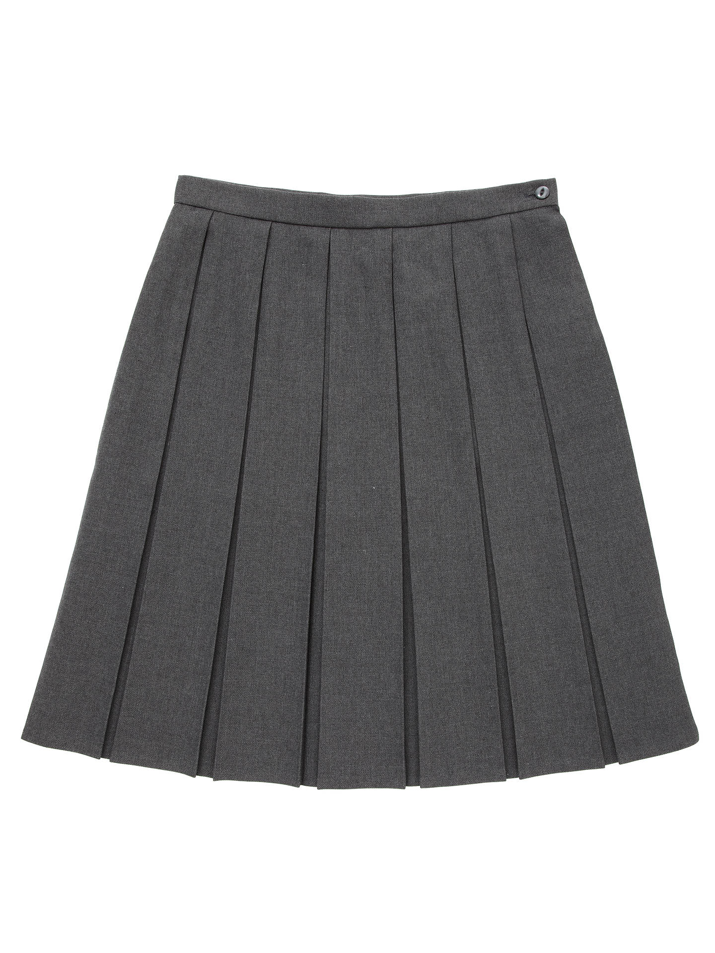 School Uniform Girls /& Ladies Office Workwear Plain Skirts Grey