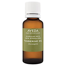 Buy AVEDA Singular Notes Tangerine Oil, 30ml Online at johnlewis.com