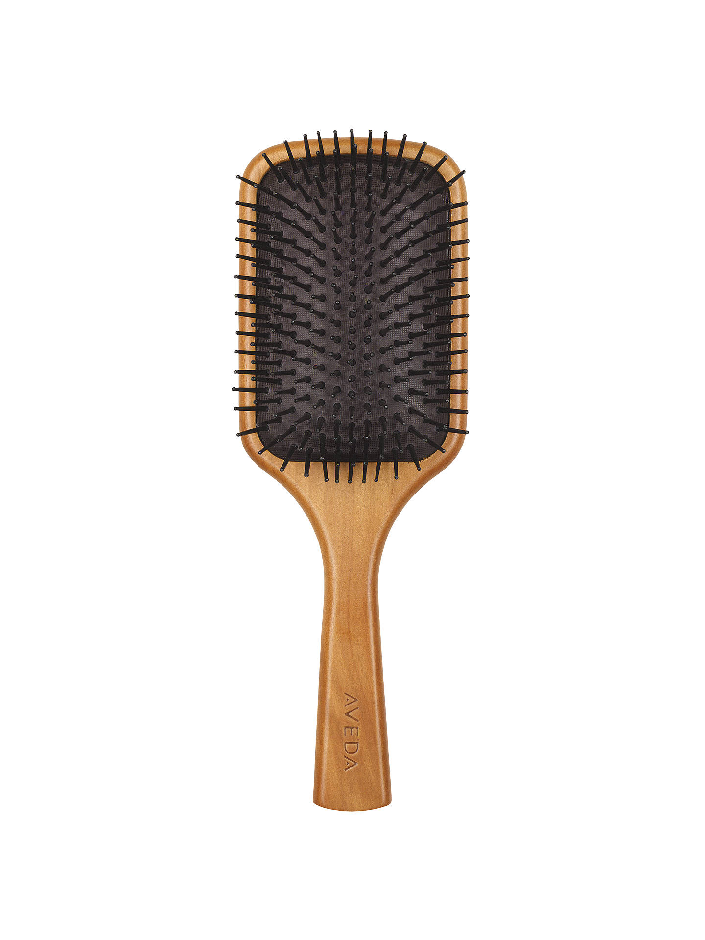 BuyAVEDA Wooden Hair Paddle Brush Online at johnlewis.com