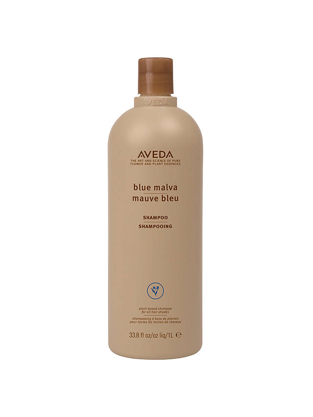Buy Aveda Color Enhance Blue Malva Shampoo, 1000ml Online at johnlewis.com