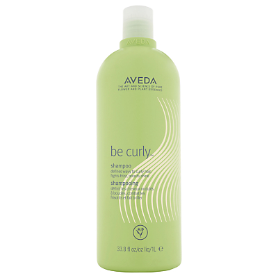 Product photo of Aveda be curly shampoo