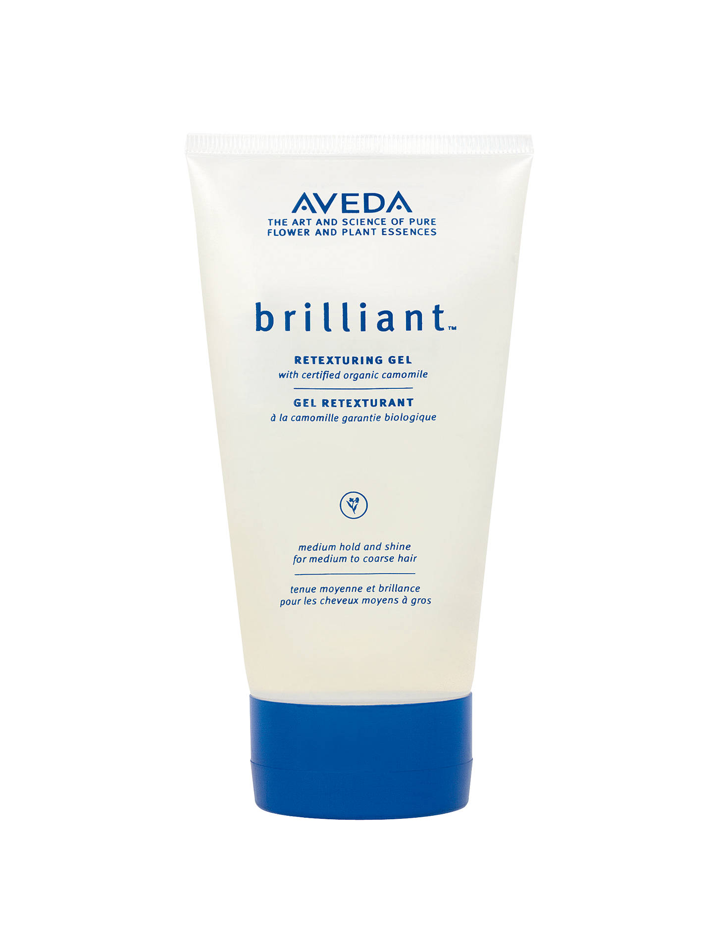 Buy Aveda Brilliant™ Retexturing Gel, 150ml Online at johnlewis.com