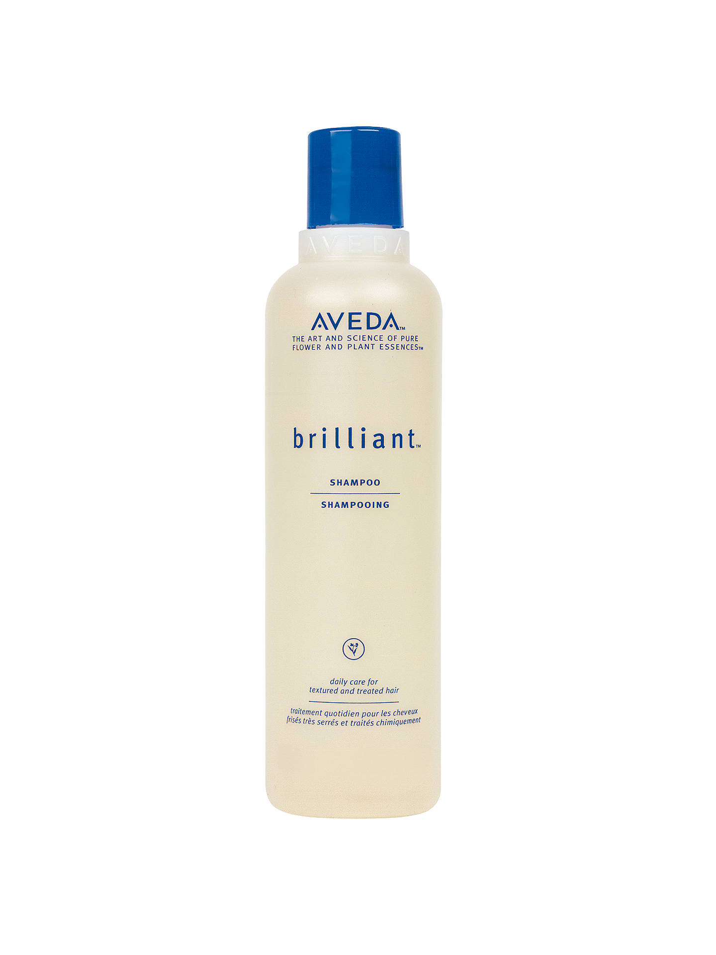 Buy Aveda Brilliant™ Shampoo, 250ml Online at johnlewis.com