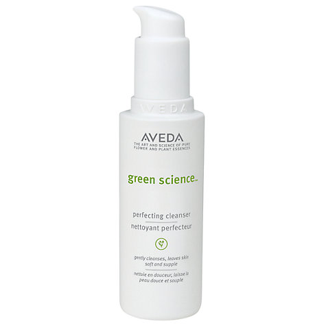 Buy AVEDA Green Science™ Perfecting Cleansing Milk, 125ml Online at johnlewis.com