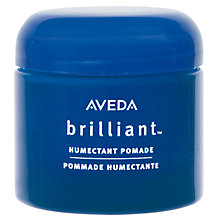 Buy AVEDA Brilliant™ Humectant Pomade, 75ml Online at johnlewis.com