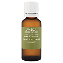 Buy AVEDA Singular Notes, Eucalyptus Oil, 30ml Online at johnlewis.com