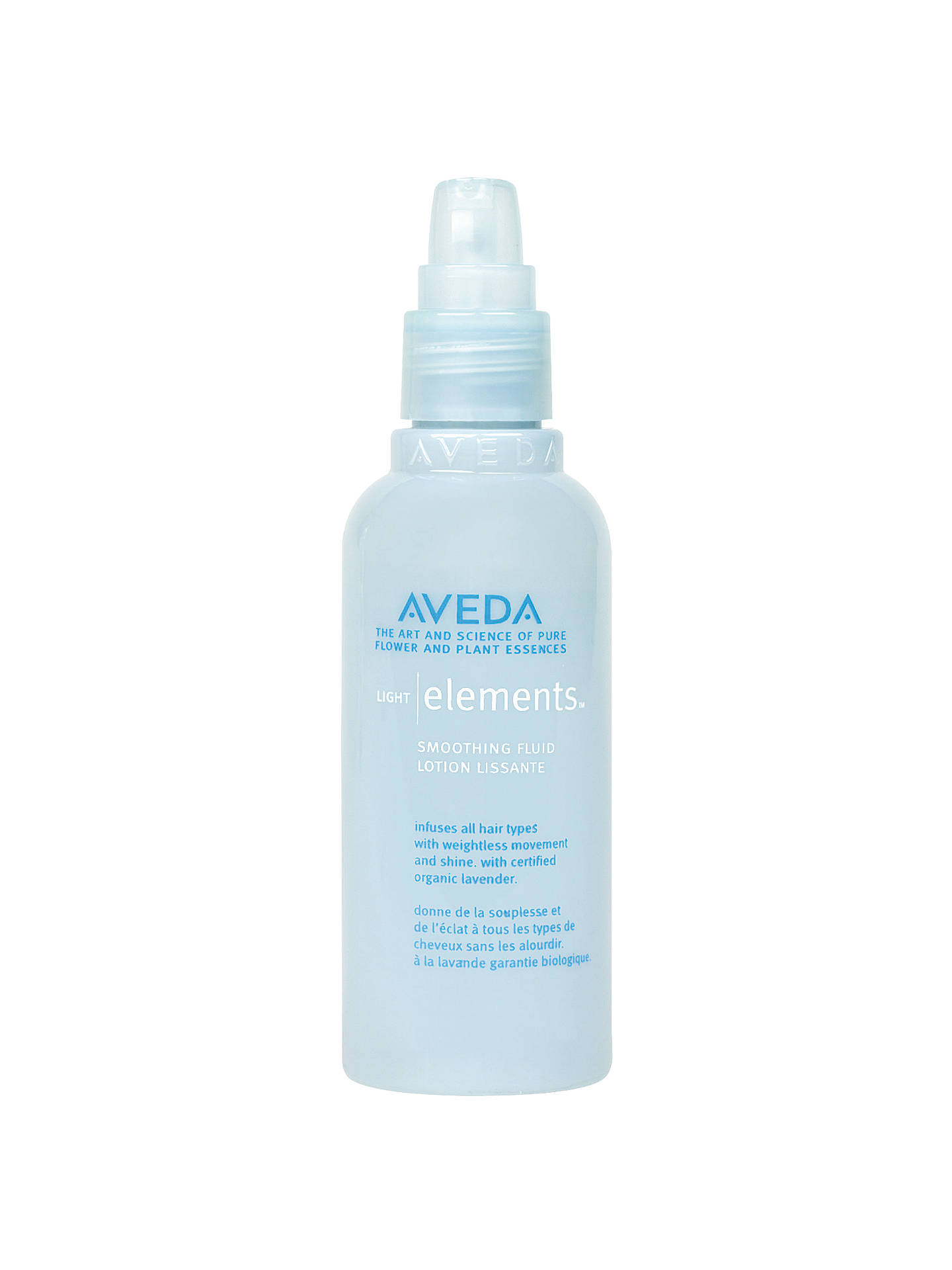 Buy Aveda Light Elements™ Smoothing Fluid, 100ml Online at johnlewis.com
