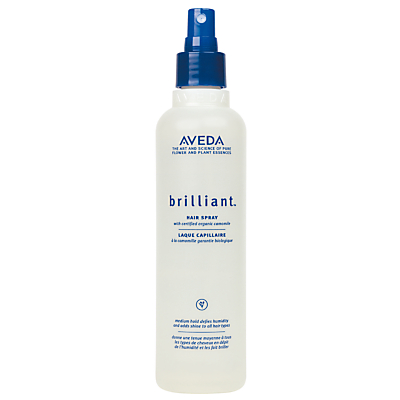 Product photo of Aveda brilliant hair spray