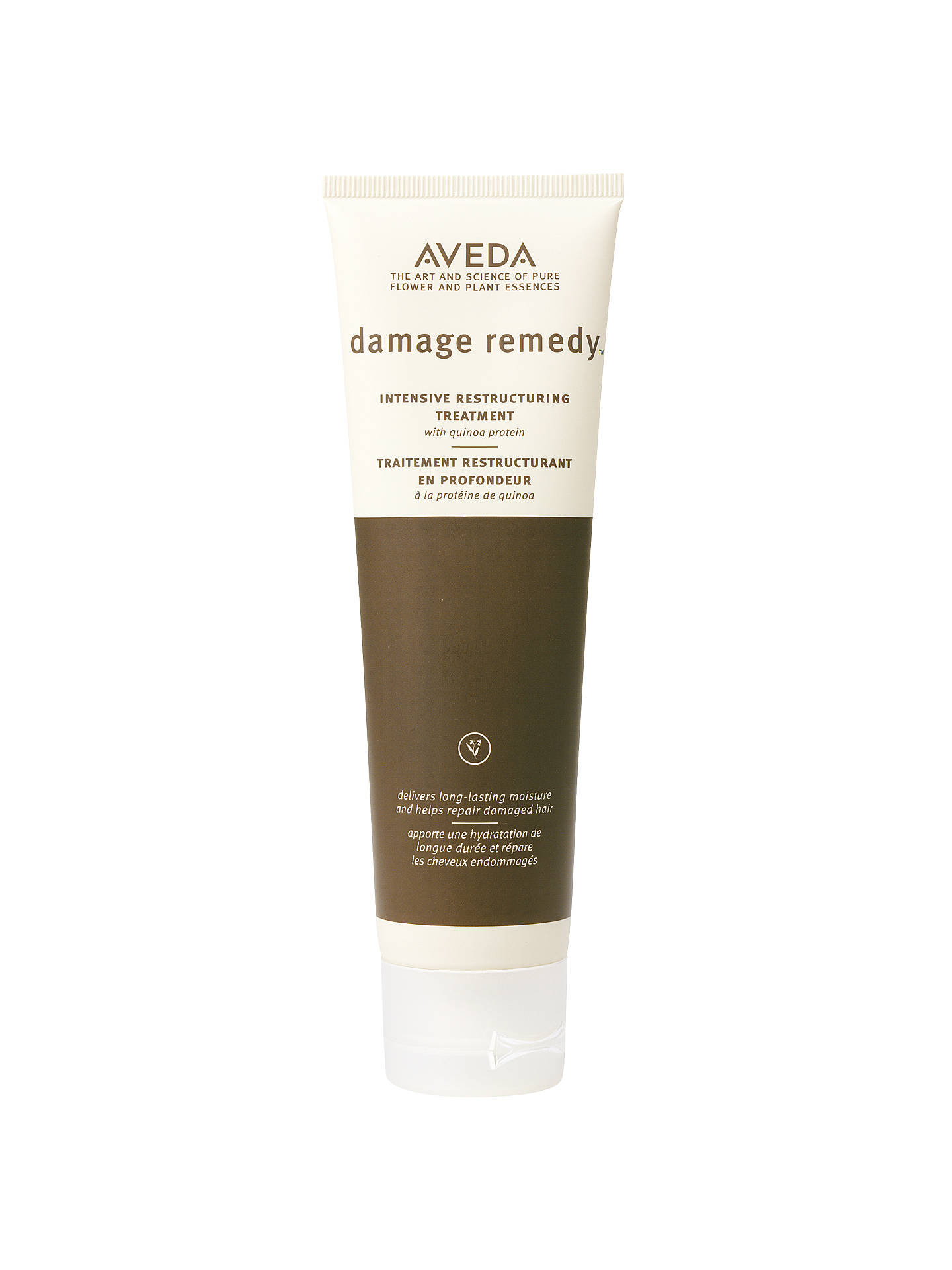 Buy Aveda Damage Remedy™ Intensive Restructuring Treatment, 500ml Online at johnlewis.com
