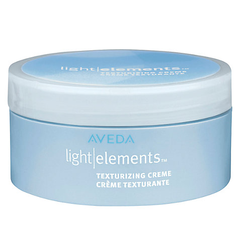 Buy AVEDA Light Elements™ Texturizing Crème 75ml Online at johnlewis.com