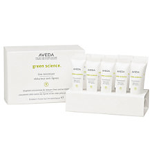 Buy AVEDA Green Science™ Line Minimizer, 10 x 3ml Online at johnlewis.com