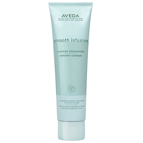 Buy AVEDA Smooth Infusion™ Glossing Straightener, 125ml Online at johnlewis.com