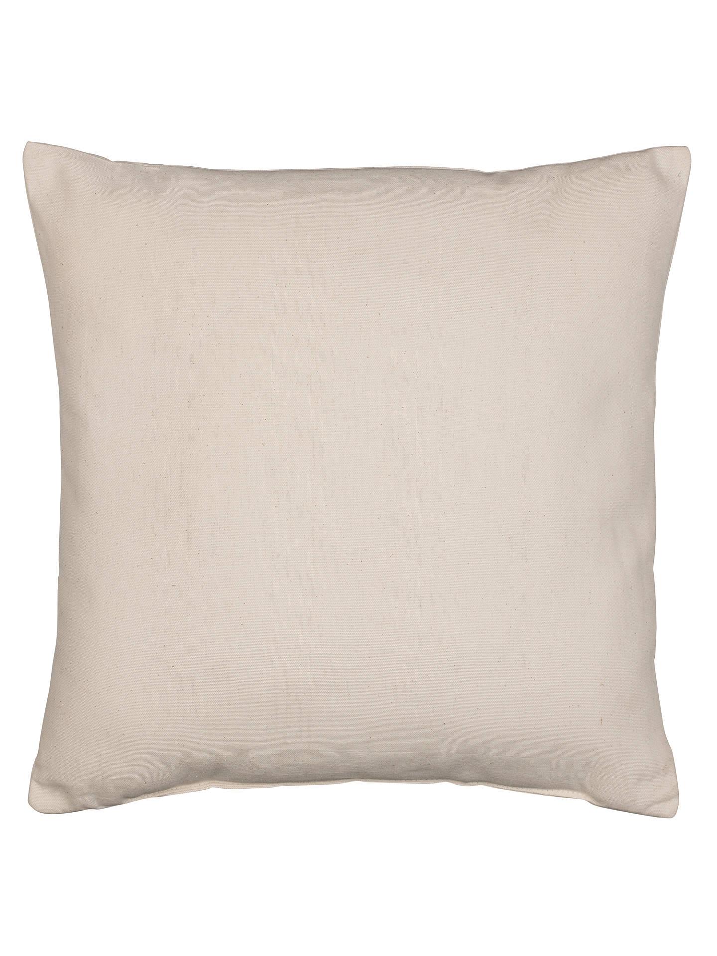john lewis the basics plain cotton cushion at john lewis. Black Bedroom Furniture Sets. Home Design Ideas