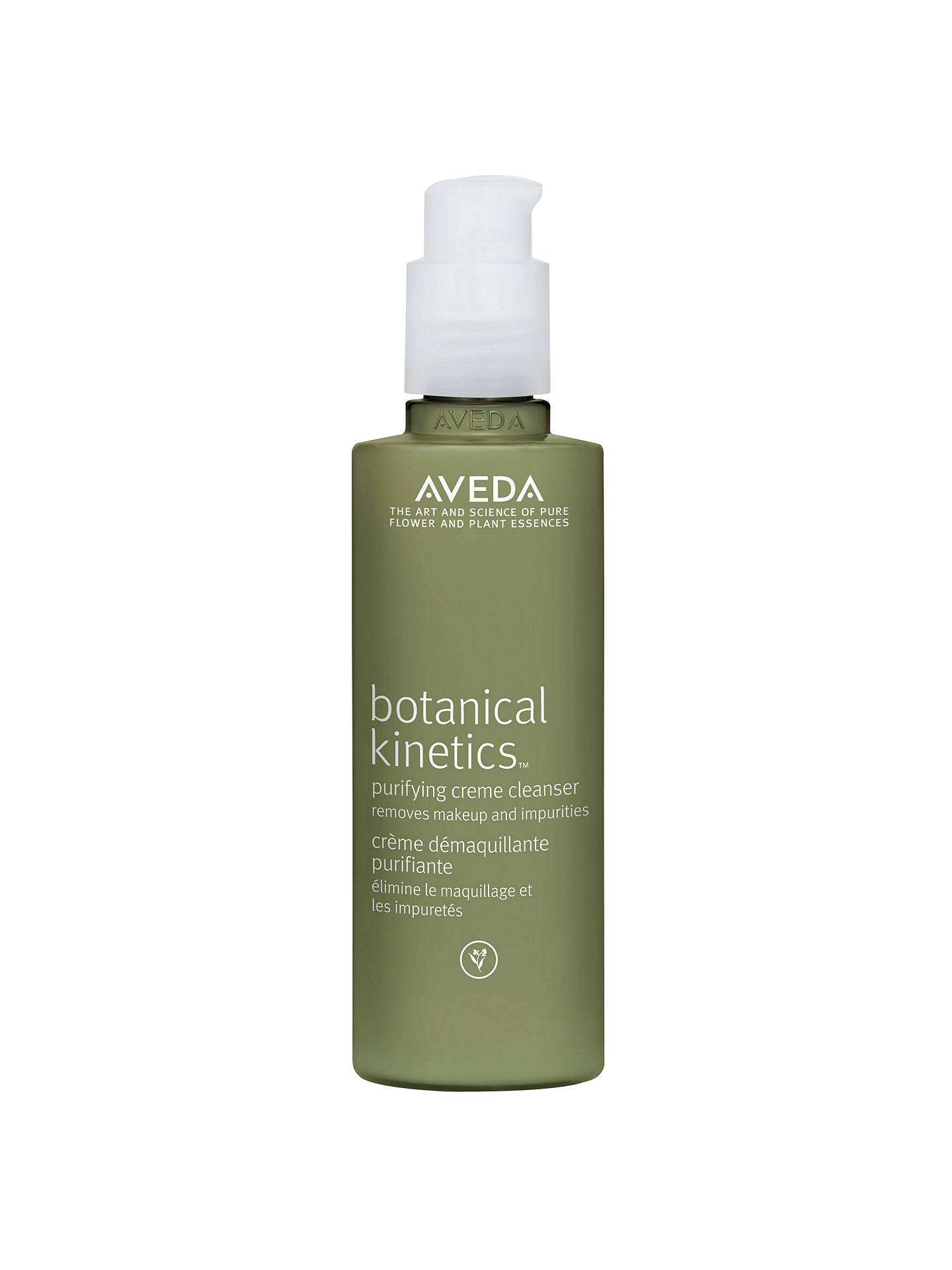 BuyAVEDA Botanical Kinetics™ Purifying Creme Cleanser, 150ml Online at johnlewis.com