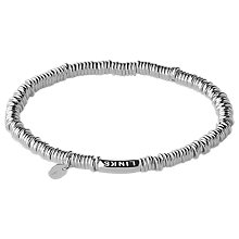 Buy Links of London Sweetie XS Sterling Silver Mini Charm Bracelet, Silver Online at johnlewis.com