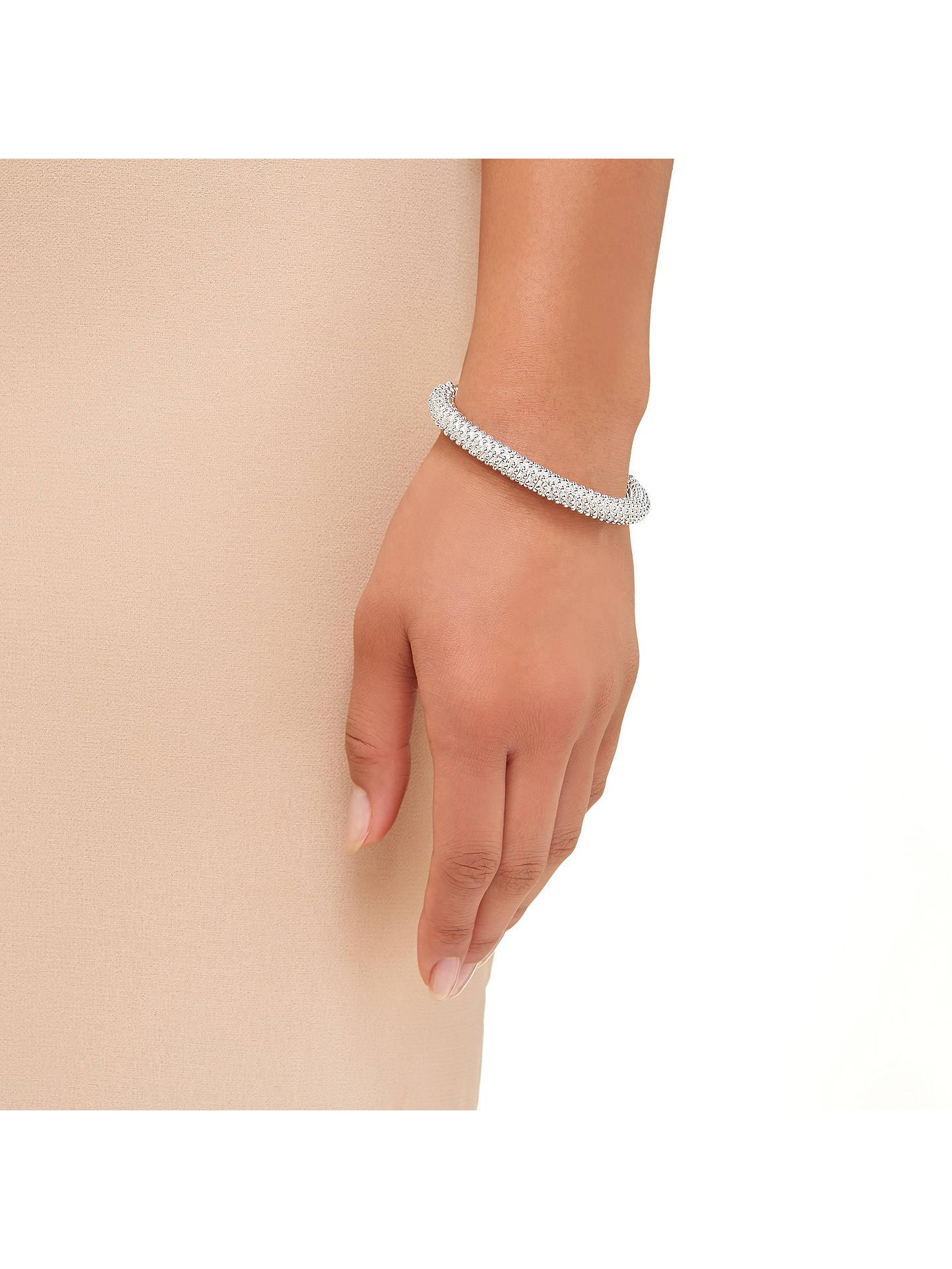 07a203e33a6 ... Buy Links of London Effervescence Sterling Silver Star Bracelet