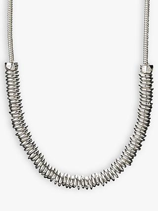 Links of London Sterling Silver Sweetie Chain Necklace, Silver