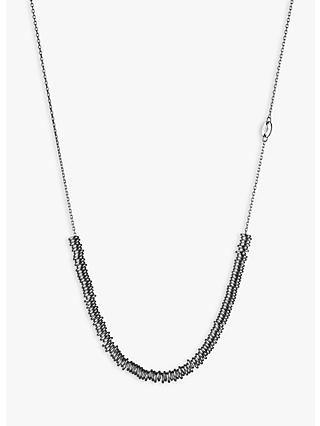Links of London Sterling Silver Sweetie XS Necklace, Silver