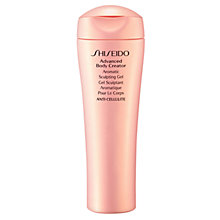 Buy Shiseido Advanced Body Creator Aromatic Sculpting Gel, 200ml Online at johnlewis.com