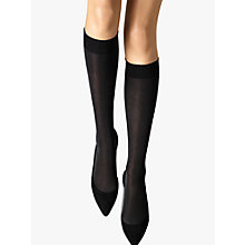 Buy Wolford Velvet de Luxe 50 Knee Highs Online at johnlewis.com