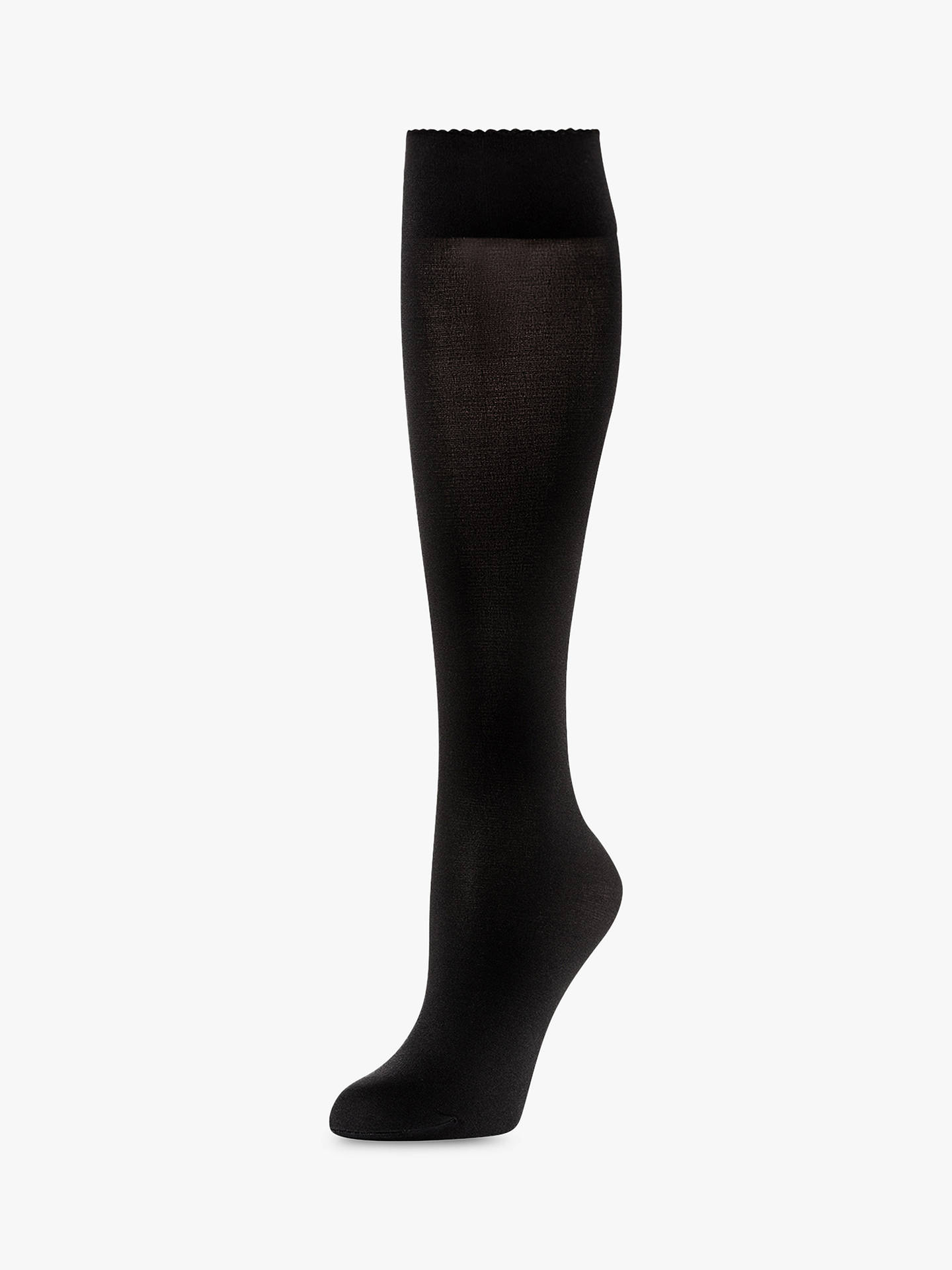 966515dd258 Buy Wolford Velvet de Luxe 50 Knee Highs