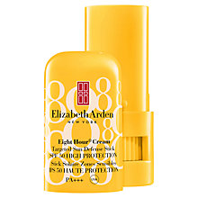 Buy Elizabeth Arden Eight Hour® Cream Targeted Sun Defense Stick SPF50 High Protection, 15ml Online at johnlewis.com