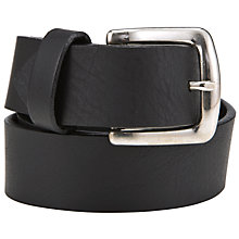 Buy John Lewis Boy Leather Belt Online at johnlewis.com