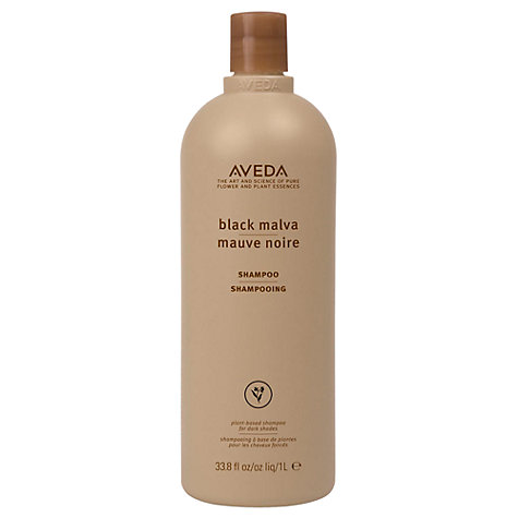 Buy AVEDA Color Enhance Black Malva Shampoo, 1000ml Online at johnlewis.com