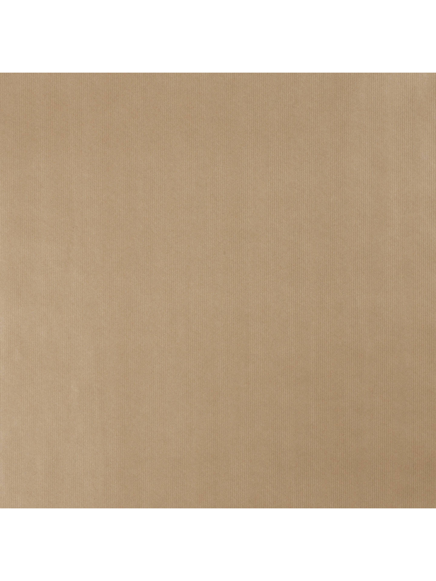 Buy John Lewis & Partners Wrapping Kraft Paper, Brown, L10m Online at johnlewis.com
